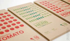 Eco Friendly Seed Packaging