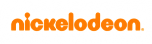color orange nickelodeon logo