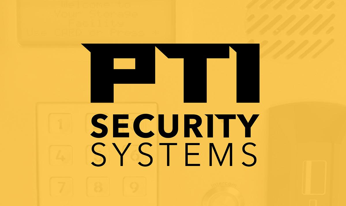 Corporate Logo Design PTI Logo