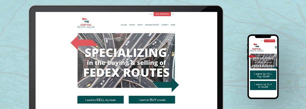 Website Redesign id8